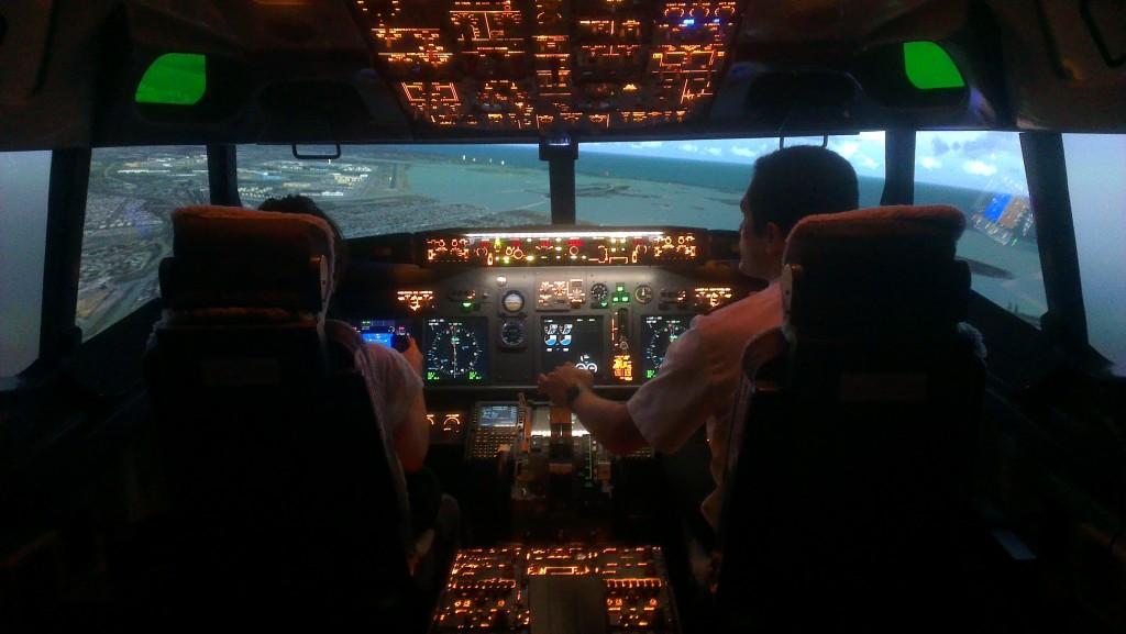 Flight Experience est notre simulateur de vol préféré en France